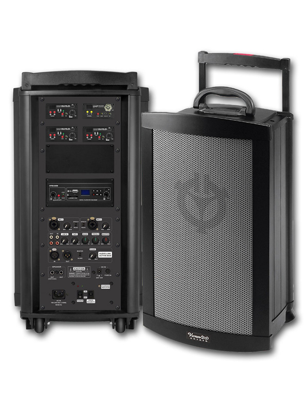 VICTORY 2000 Portable Wireless PA System