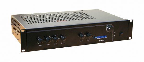 Basic Mixer Amp - BMA120
