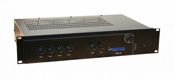 Basic Mixer Amp- BMA60