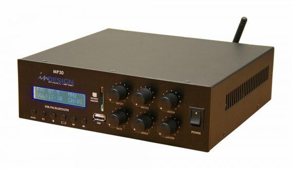 Basic Mixer Amp- MP30