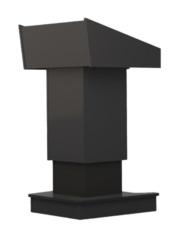 Built in Charcoal melamine board