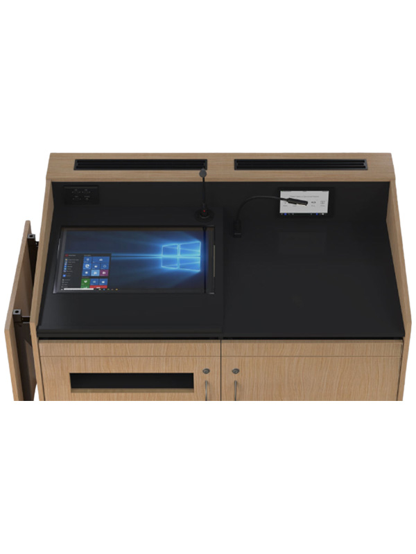 A-Series Double Bay Lecterns