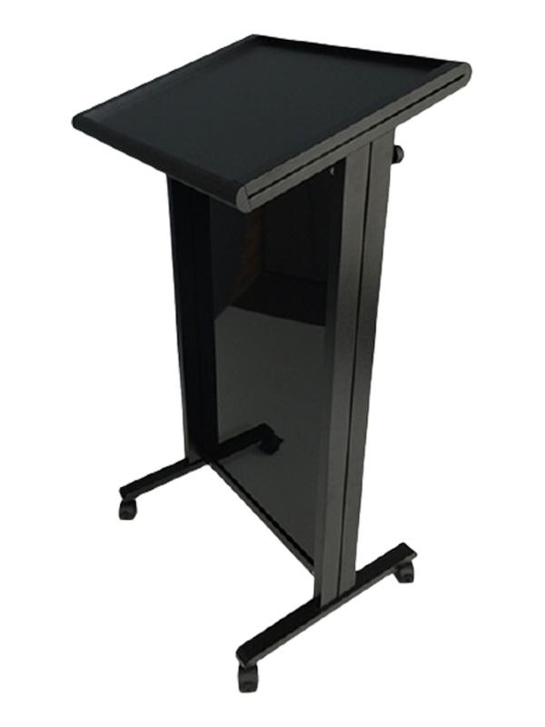AL1500 Director Lectern Podium Black color