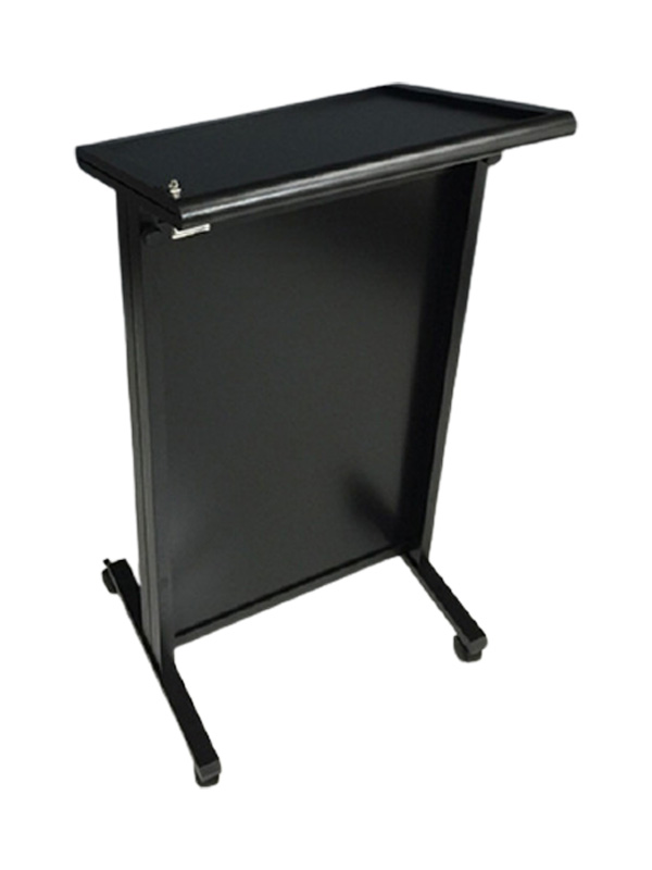 Multimedia Chancellor Lectern with Aluminum Frame