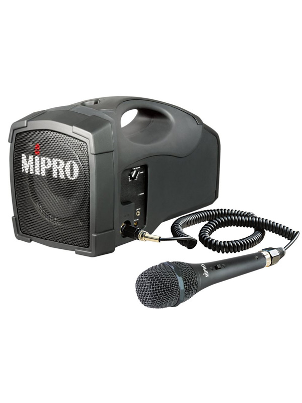 Lightweight and powerful Portable PA System