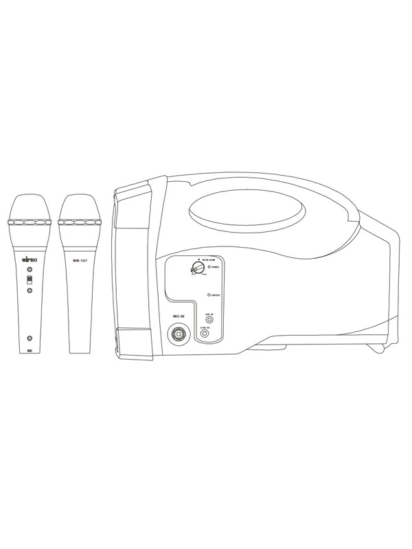 Rechargeable battery, shoulder-carrying strap included