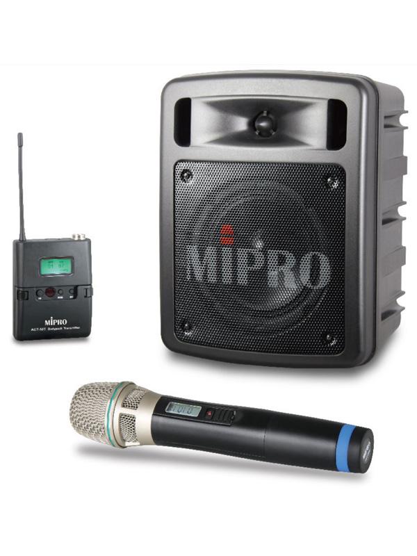 Robust, rugged enclosure, 60-watt class-D amplifier