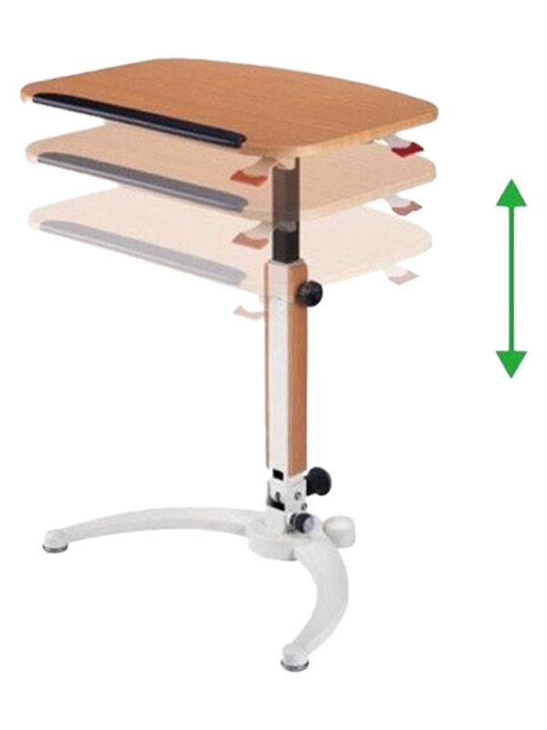 Adjustable Height: 76cm – 110cm