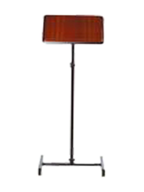 VLECT Podium Height adjustable (JARRAH FINISH)