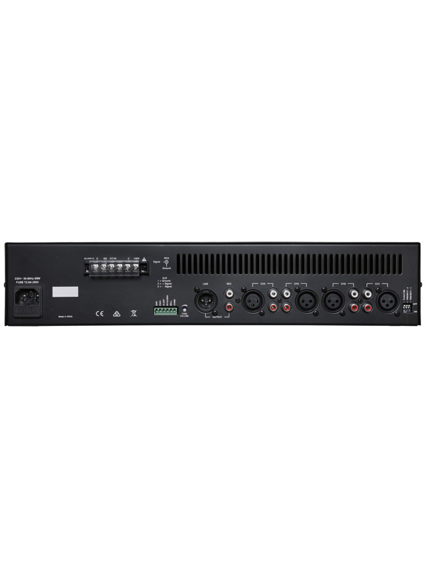 Line and Record Level Outputs