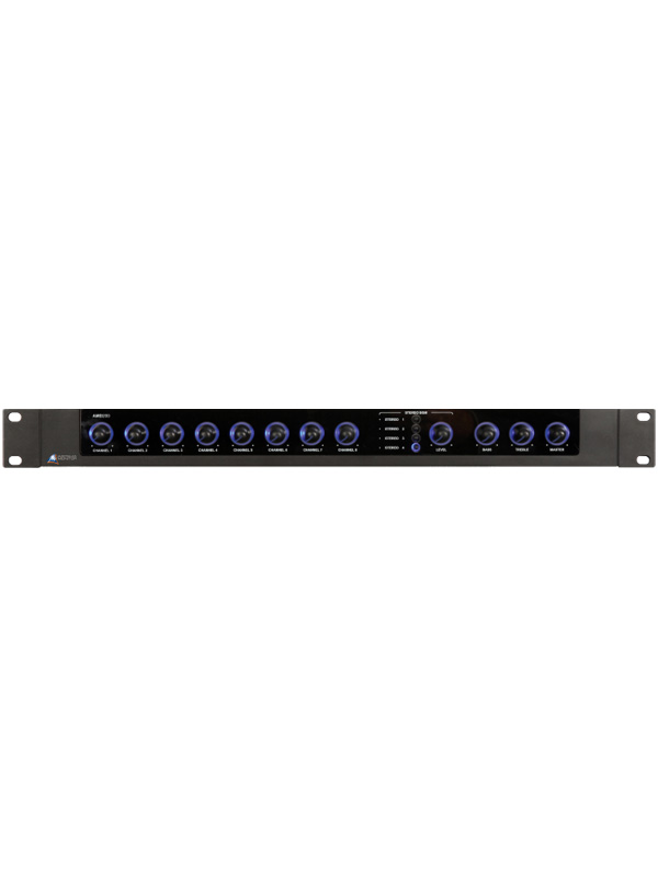 200W mixer amplifier