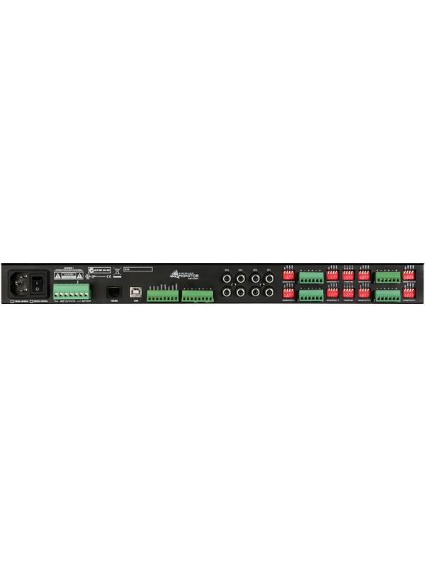 Remote VCA master volume control