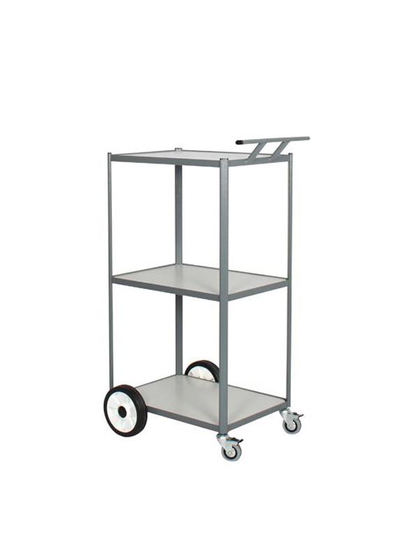 AV Trolley 3 Shelf 1110mm High