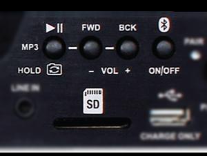 EMBEDDED MP3/WAV PLAYER