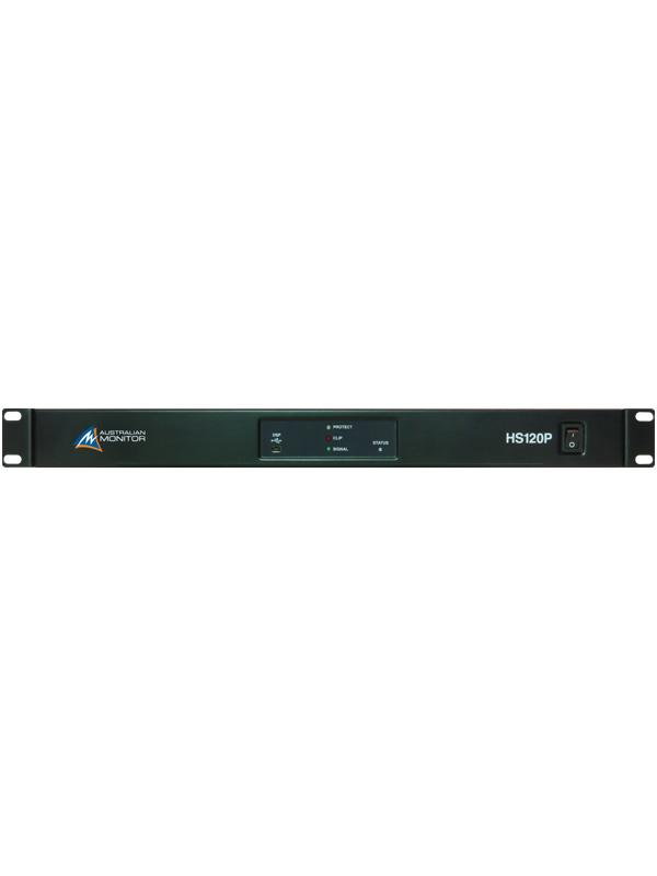 1 x 120W Power Amplifier