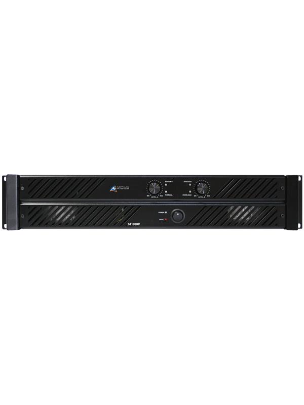 2 x 400W Power Amplifier