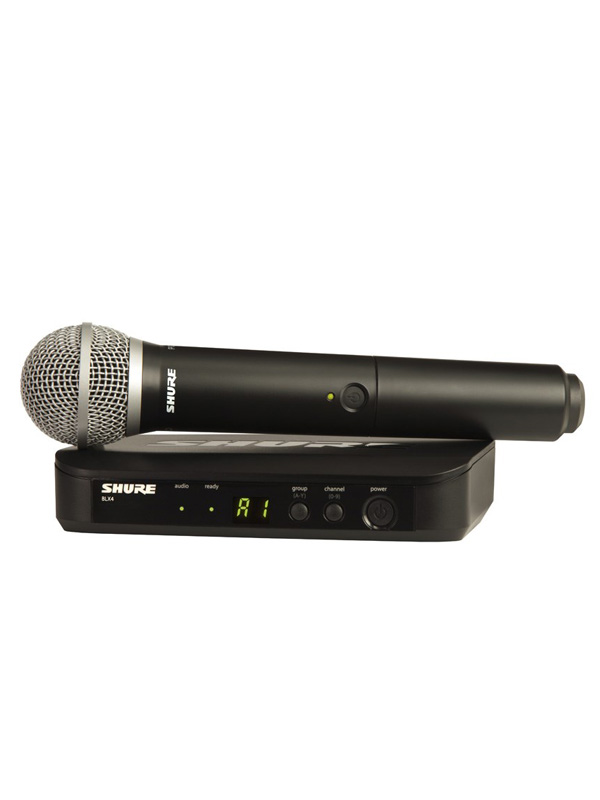 Shure BLX Wireless Systems