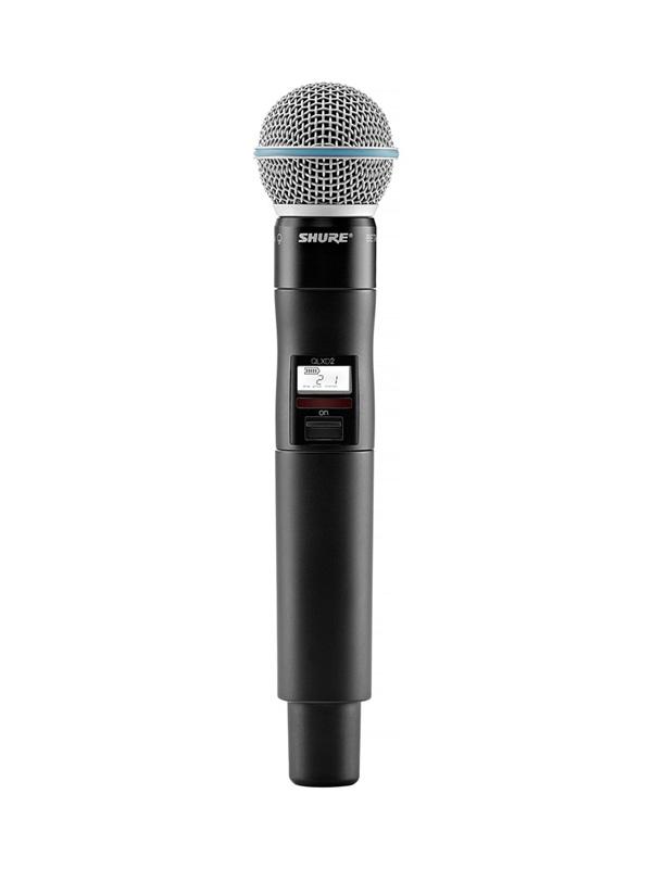 Handheld Wireless Microphone Transmitter