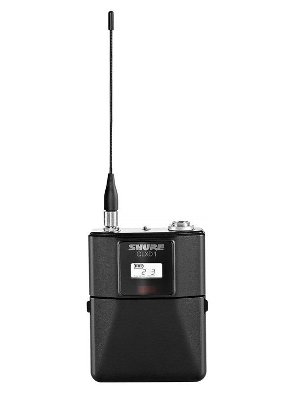Wireless Digital Mic Bodypack Transmitter