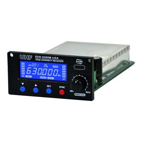 UHF 2-Way Sync True Diversity Receiver Module