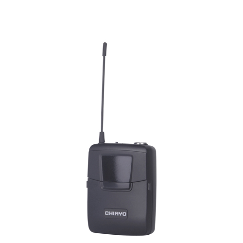 Rechargeable Bodypack Transmitter