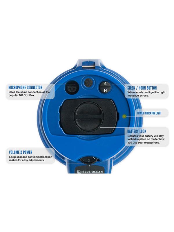 Waterproof Megaphone