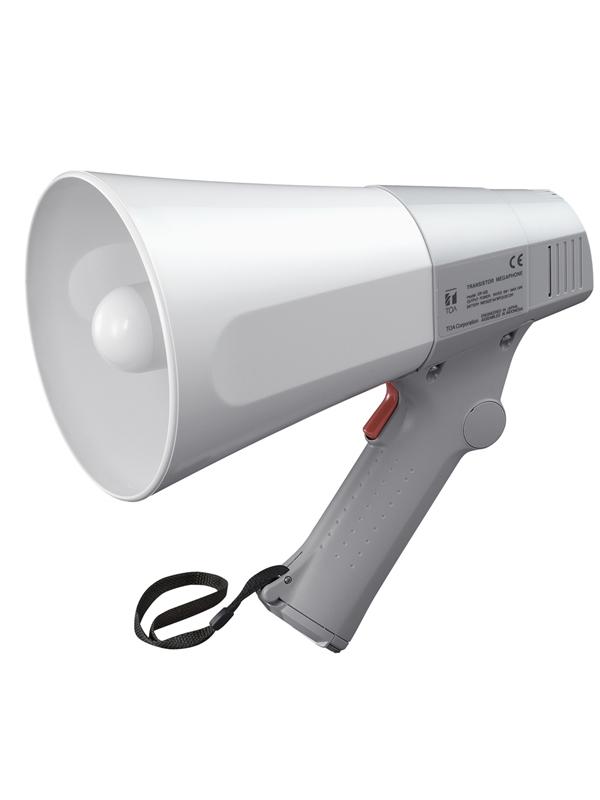 Handheld megaphone