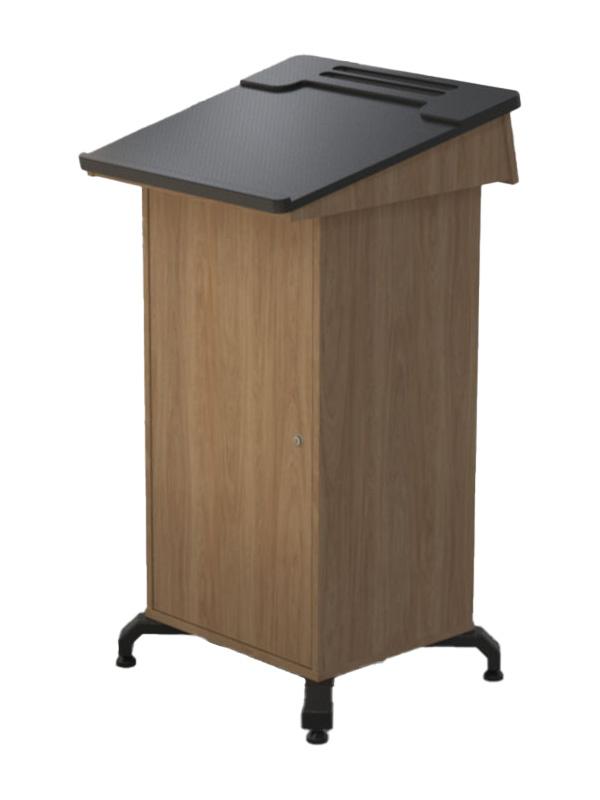 Built from Prime Oak melamine board.