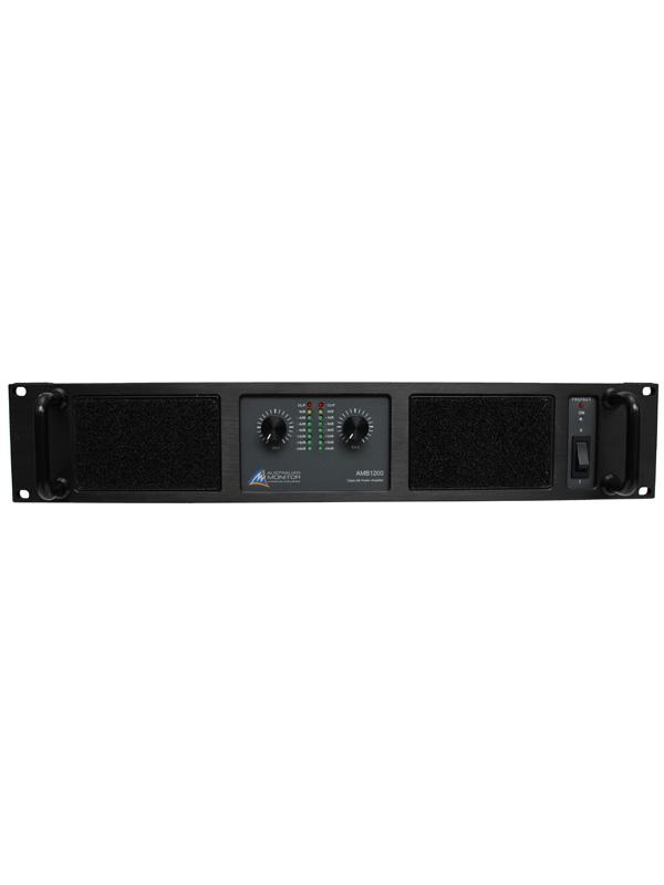 Mono, Stereo or Bridge Mode operation