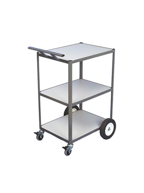 AV Trolley 3 Shelf 860mm High