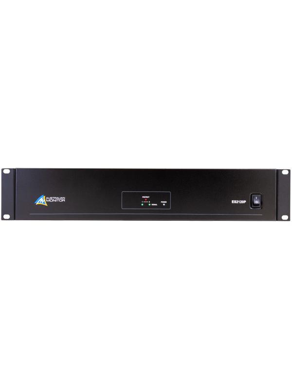 2 x 120W amplifier