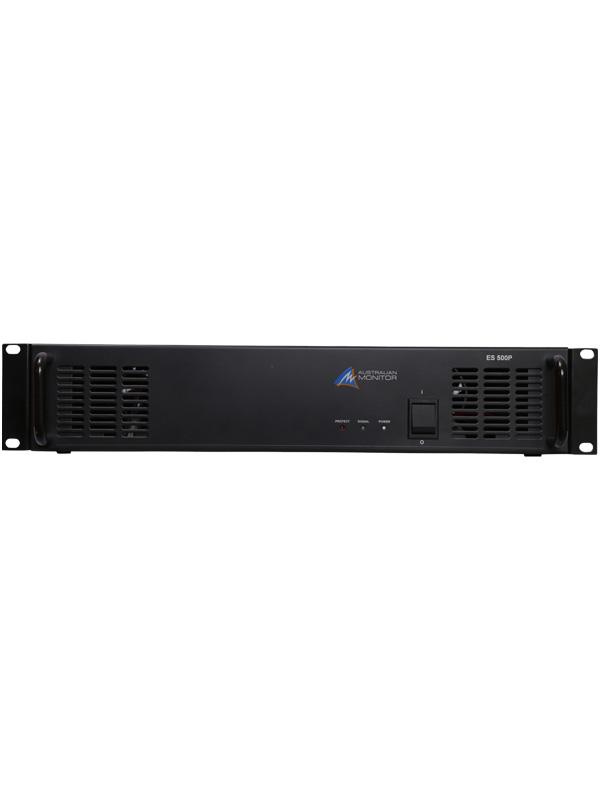 ES500P 500W Power Amplifier Cost Effective, Basic Features