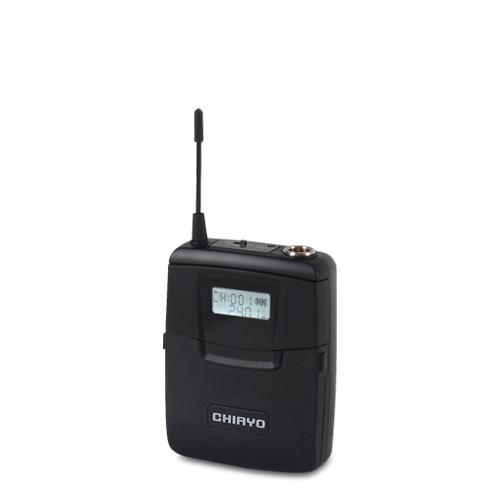 Rechargeable Digital Bodypack Transmitter