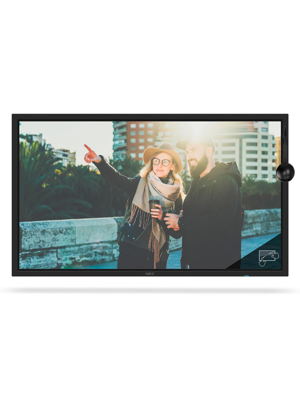 NEC 75 Point Multi Touch LED Display