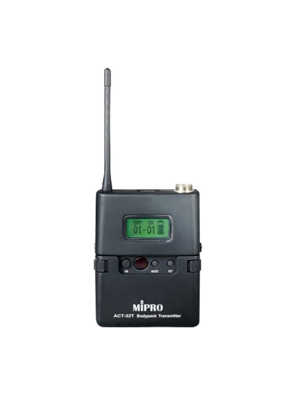 Mini XLR audio input connector