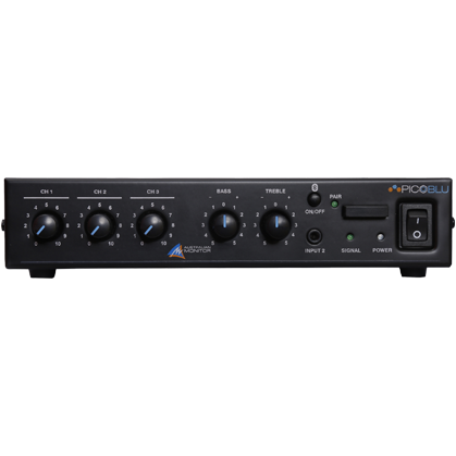 Mixer Amplifiers
